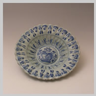 German faience dish circa 1700